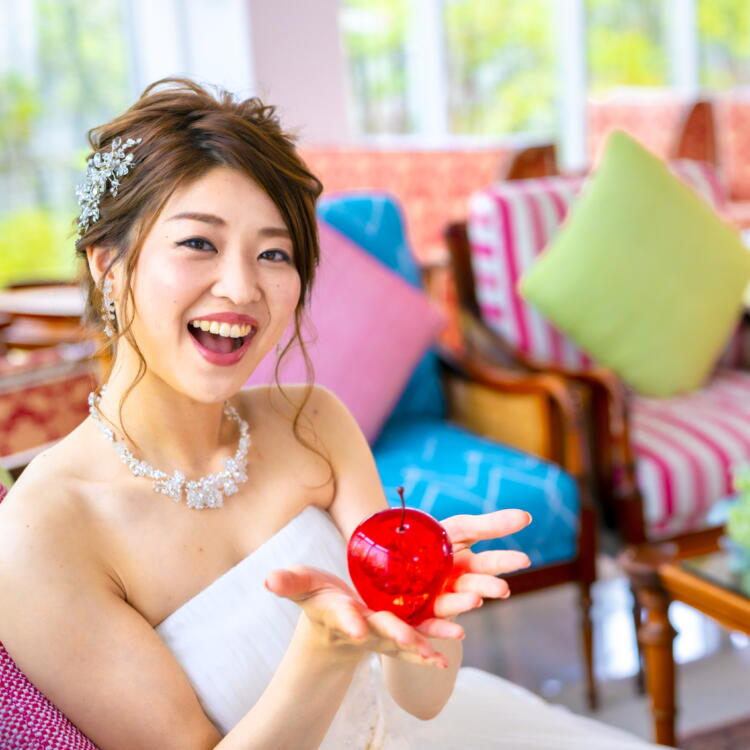 【June Bride限定 シークレット特典付きフェア】