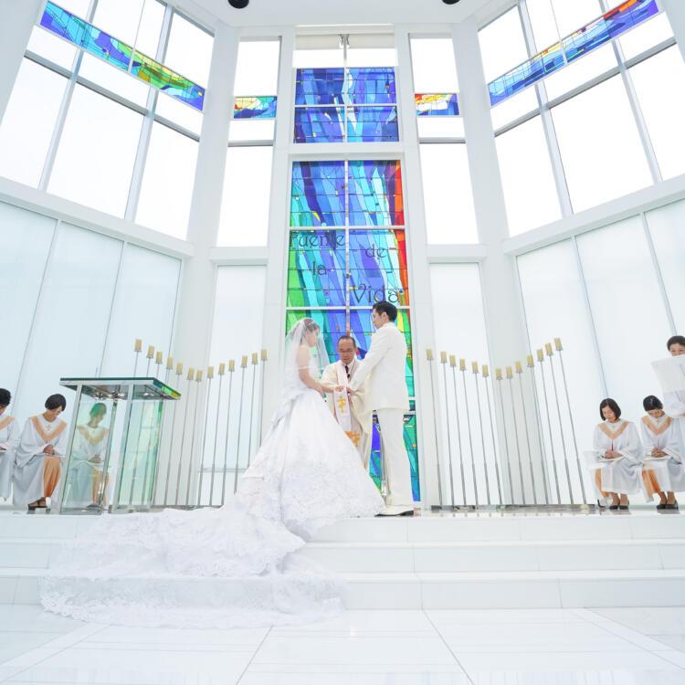 結婚式の一日に密着✧*。