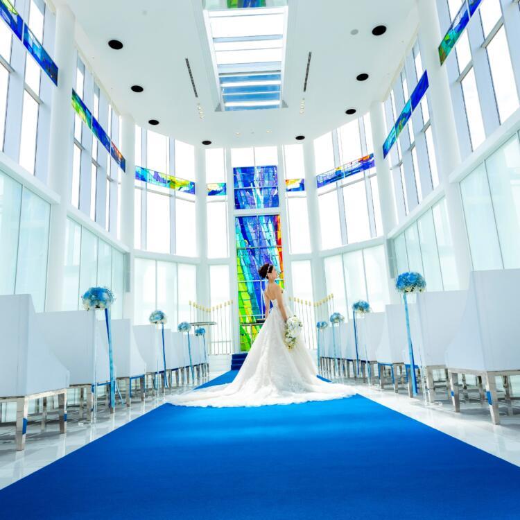【今本当に挙げたい結婚式】結婚式を楽し見たい!館内クルージングフェア★