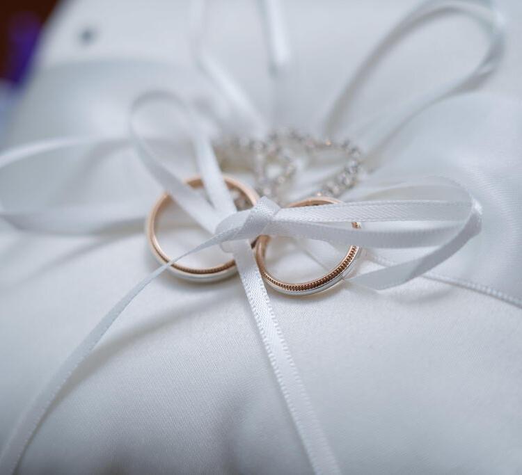 ❁指輪の交換❁